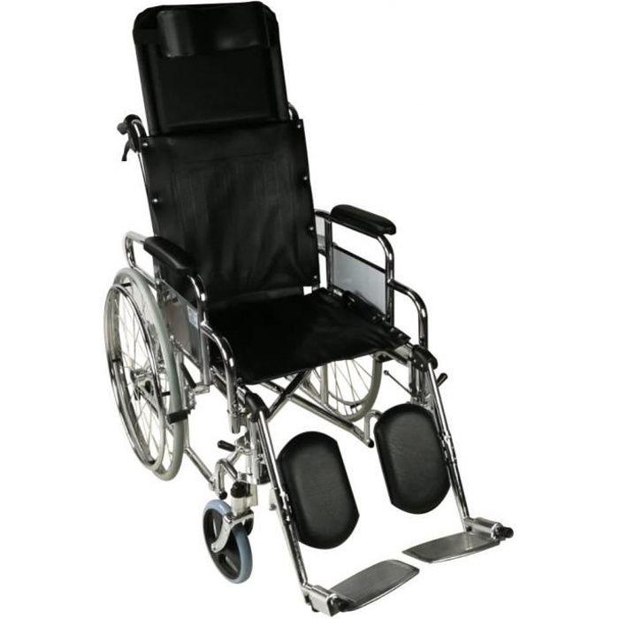 Accoudoirs et repose pieds extractibles Mod Fauteuil roulant pliant Maestranza Mobiclinic Largeur du si/ège : 45 cm Poids max.100
