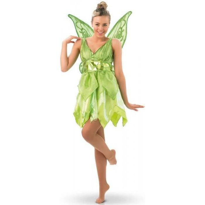 Costume f e clochette adulte achat vente d guisement - Modele fee clochette ...