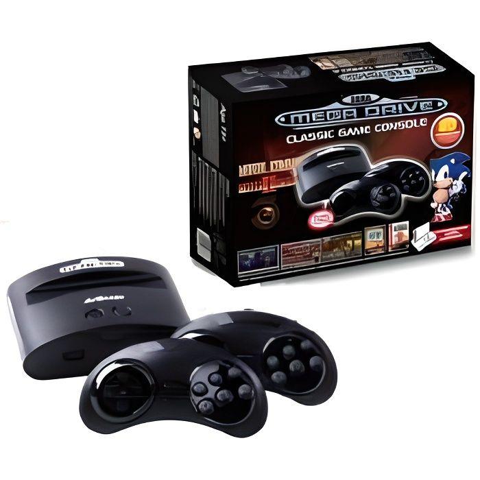 CONSOLE RÉTRO Sega - Retro Megadrive Edition 2015 Sans-fil 80 Je