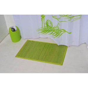 elegant tapis de bain tapis bambou vert uua with tapis bambou grande taille. Black Bedroom Furniture Sets. Home Design Ideas