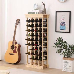 MEUBLE RANGE BOUTEILLE LUXS 10 Niveau Étagère à Vin Casier à Bouteille en