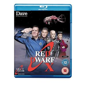 BLU-RAY FILM Red Dwarf X [Blu-ray] [Import anglais]