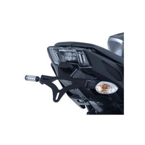 Delaman Moto Plaque Dimmatriculation Support Compatible avec YAMAHA R1 1000 1pc Cadre Holder Support Couleur : Red R3 MT-09//07 KAWASAKI Z800