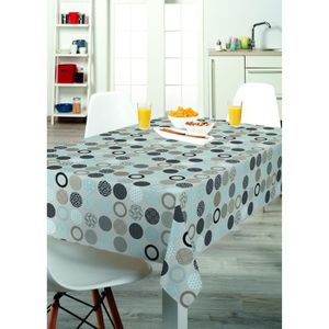 nappe bleu achat vente nappe bleu pas cher cdiscount. Black Bedroom Furniture Sets. Home Design Ideas