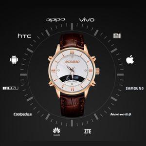 MONTRE CONNECTÉE GETEK® montres connectées bluetooth hd puce mate m