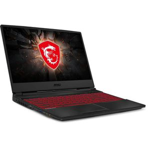 ORDINATEUR PORTABLE PC Portable Gamer - MSI GL65 9SFK-265FR - 15,6