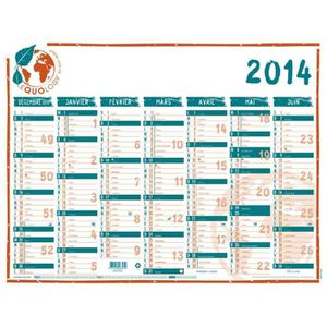 Calendrier mural 2014 achat vente calendrier mural - Calendrier mural pas cher ...