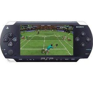 CONSOLE PSP Psp Street Noire