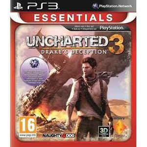 JEU PS3 Uncharted 3 Drake's Deception PS3