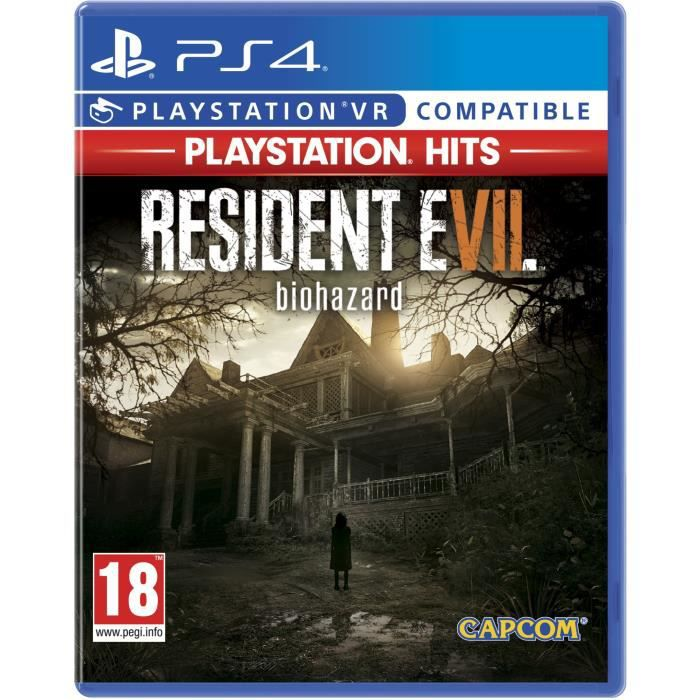 Resident Evil 7 Playstation Hits Jeu PS4
