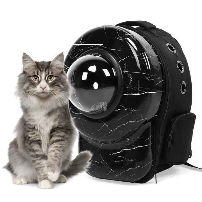 EBTOOLS Sac d'espace pour animaux de compagnie Sac à dos d'espace extérieur de transport de petit chien chat animal sac à
