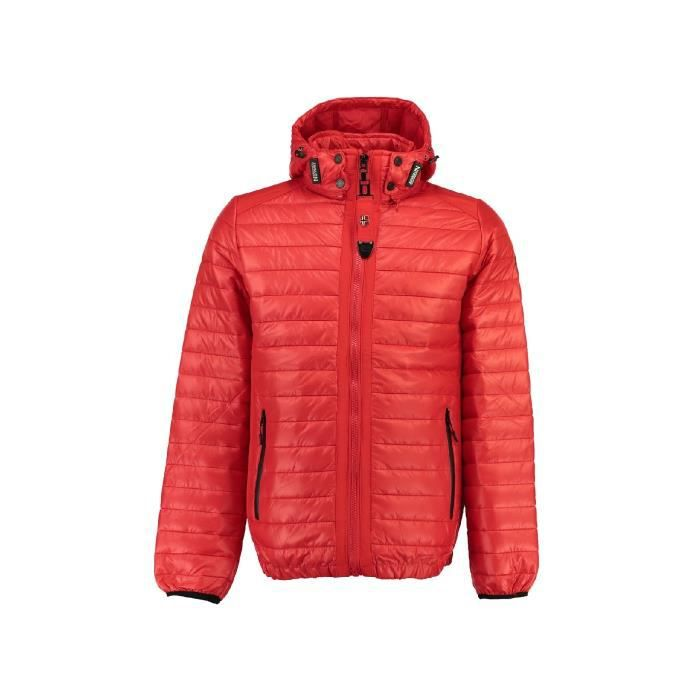 Doudoune Enfant Geographical Norway Victory Rouge