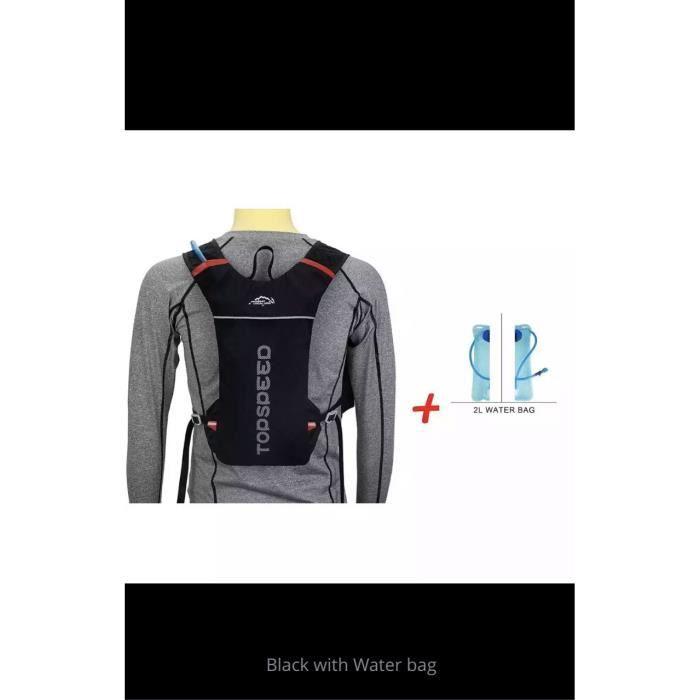 Gilet respirant sac à dos de course à pied léger sacs de Sport Jogging Marathon trail running randonnée cyclisme sac à dos