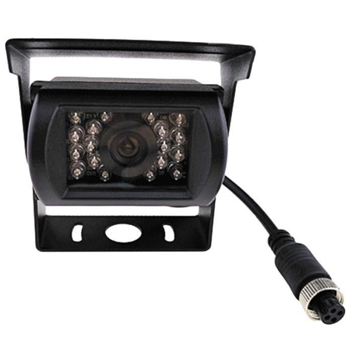 Caméra de vue arrière de voiture HD caméra de recul étanche de stationnement de 120 degrés RADAR DE RECUL - CAMERA DE RECUL