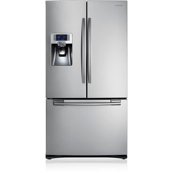 Réfrigérateur américain SAMSUNG RFG23UERS1/XEF - 520L - No frost - A+