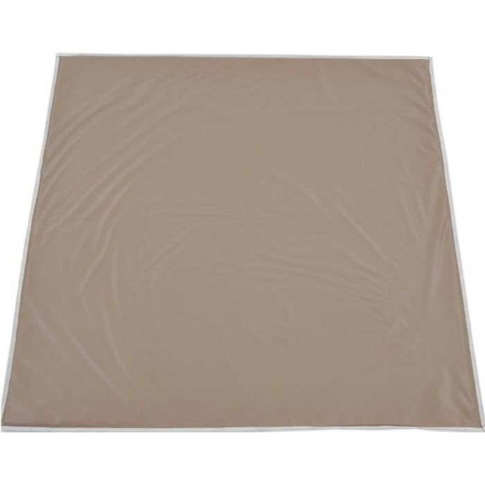 looping tapis de parc pvc taupe taupe achat vente. Black Bedroom Furniture Sets. Home Design Ideas