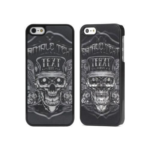 Coque housse etui effet 3d hologramme iphone 5 5s tete for Etui housse iphone 5