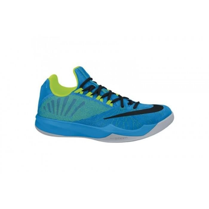Chaussure de Basket Nike Zoom Run The One Bleu