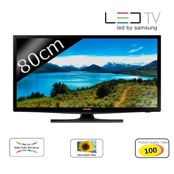 destockage samsung ue32j4100 tv led hd 80cm 32 t l viseur led au meilleur prix cdiscount. Black Bedroom Furniture Sets. Home Design Ideas