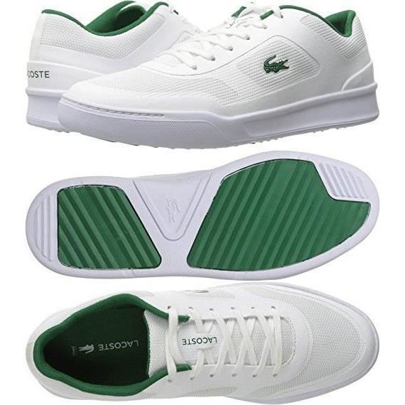 Lacoste Men's Explorateur Sport 117 1 Cam Trainers White