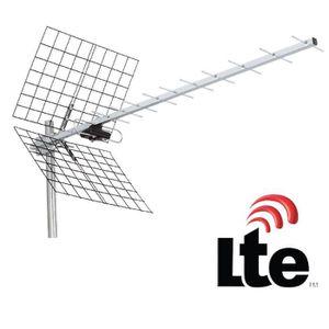 ANTENNE RATEAU Antenne UHF 12 éléments avec filtre LTE