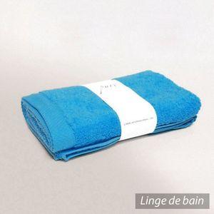 Sport Serviette 40x90cm avec sac Towell 3-couleurs Coton Fitness Serviette Chiffon