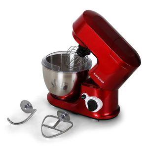 ROBOT DE CUISINE Klarstein Carina Rossa Set | Robot de cuisine avec