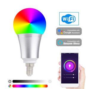 AMPOULE - LED 2196 Smart WIFI Ampoule LED WIFI Light RGB Ampoule