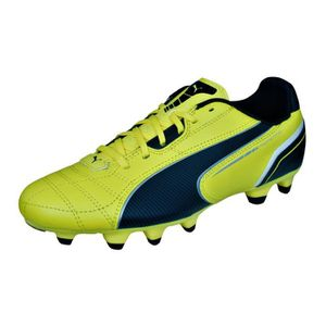 best loved 25510 40430 CHAUSSURES DE FOOTBALL Puma Momentta FG Jr Garçons Bottes de football Ja ...