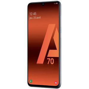 SMARTPHONE Samsung Galaxy A70 - Double Sim - 128Go, 6Go RAM -