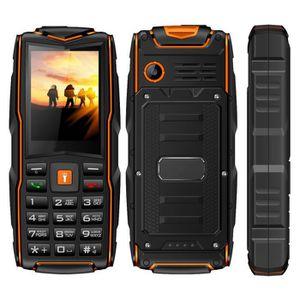 SMARTPHONE Téléphone Portable 2,4 Pouces Triple SIM 21 Touche