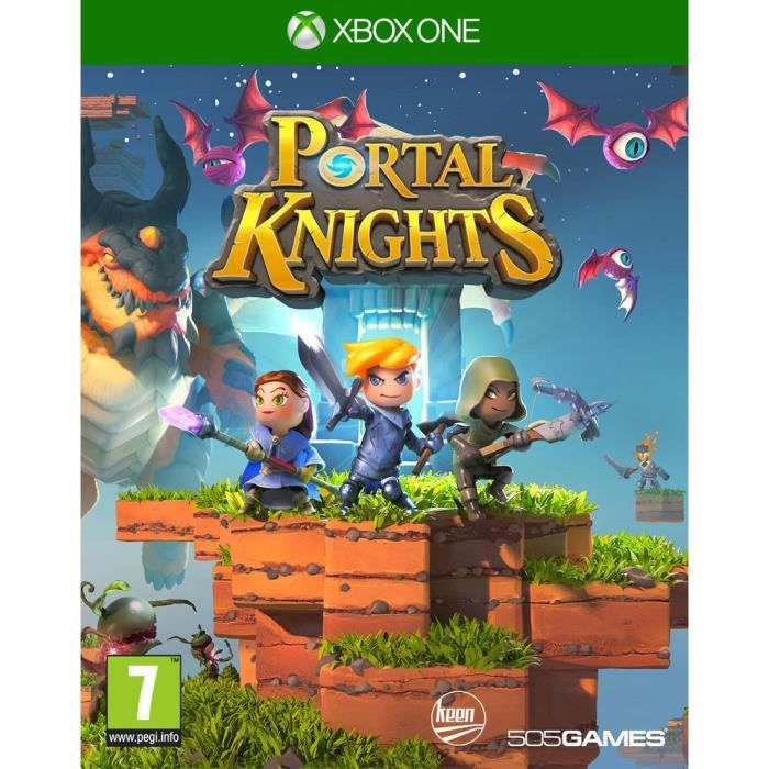 Portal Knights Jeu Xbox One