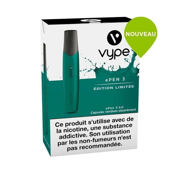 Kit ePen 3 Vype Aqua vendu seul