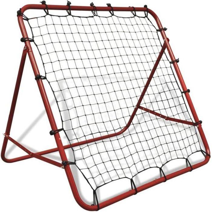 🍞7379 Ergonomique Magnifique-Rebondisseur de football - Filet de rebond de football MINI-CAGE DE FOOTBALL 100 x 100 cm
