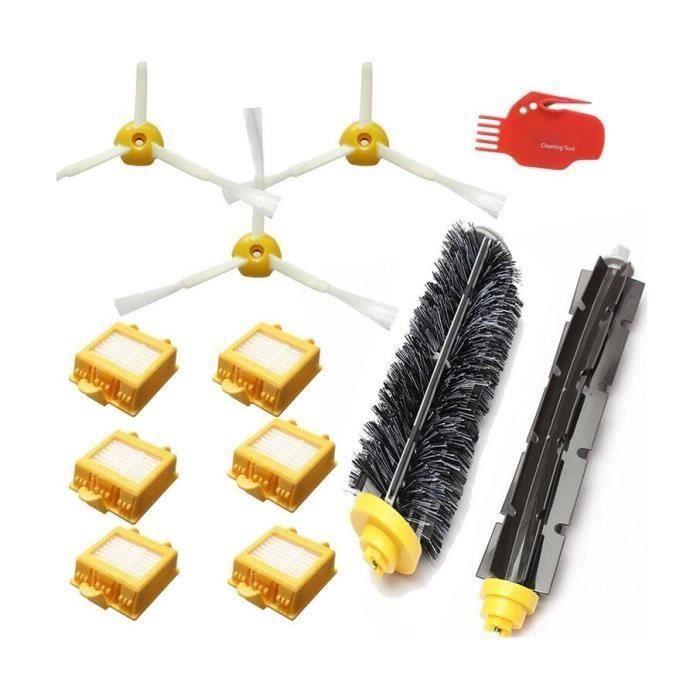 Kit d'accessoires pour Irobot Roomba 700 760 770 780 790 Kit d'aspirateur M34835 Ma65145