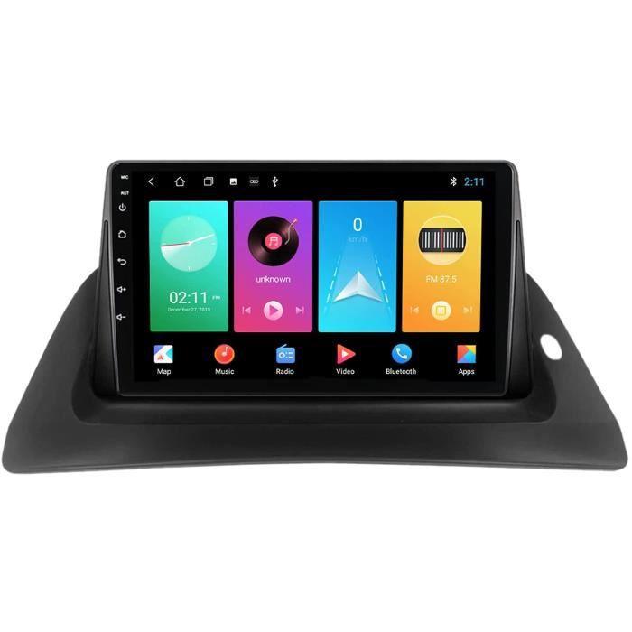 pour Renault Kangoo 2015-2018 Android 10.0 Autoradio Navigation Voiture Stéréo 9 Pouces, Carplay Bluetooth FM AM GPS DSP SWC V[137]