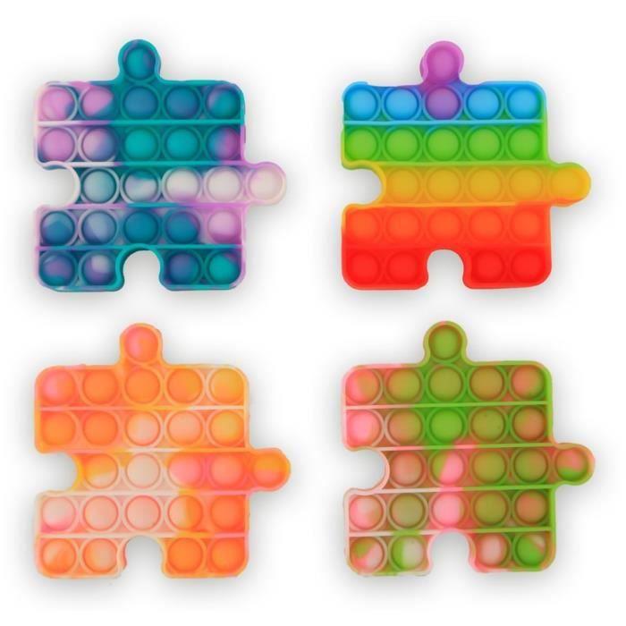 Pop It Push pop Bubble Puzzle 1 modèle aléatoire