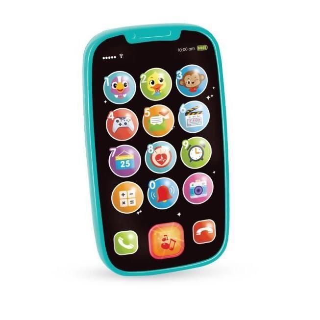 Kids Mon premier téléphone portable Bleu - 3663004678872