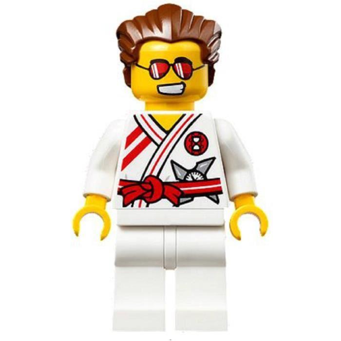 LEGO® Ninjago Ninjago Minifigure - Griffin Turner [Jouet]