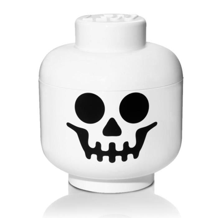 LEGO 4031 Opberghoofd Skelet (Small)