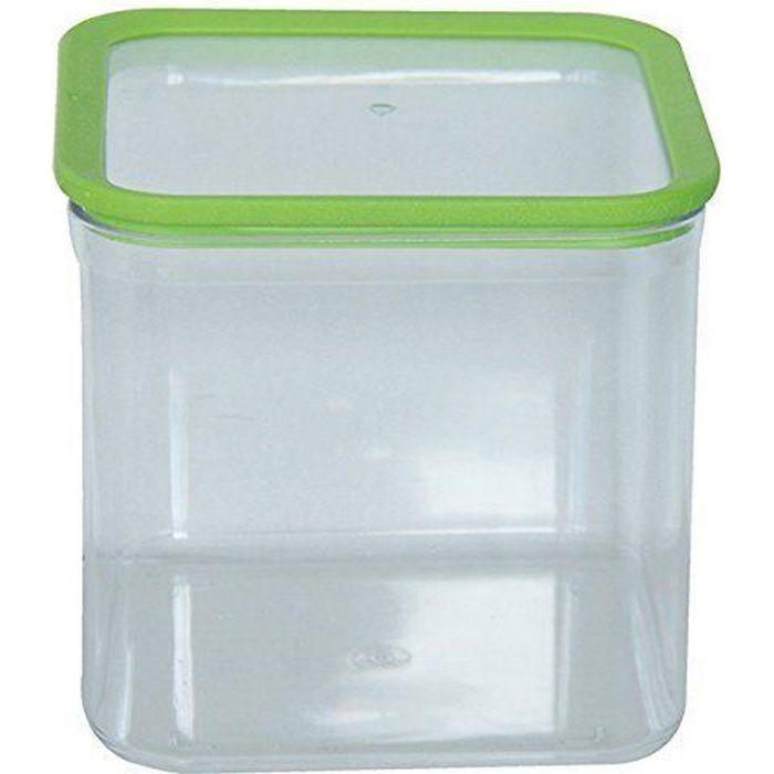 Mondex Boîte de Rangement alimentaire hermétique Plastique Transparent 16 x 16 x 15 cm 2,65 L - PLS2587-00