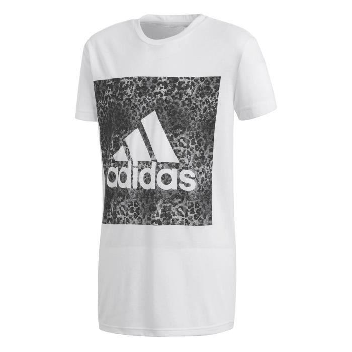 T-shirt Adidas Performance T-shirt Yg Logo Loose