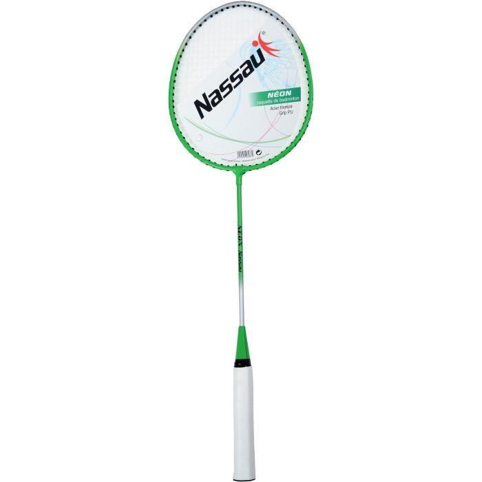 NASSAU raquette de badminton