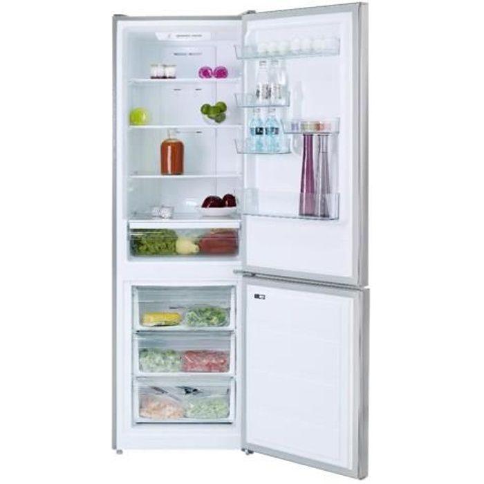 Teka _EASY NFL 320 Réfrigérateur-congélateur pose libre largeur : 59.5 cm profondeur : 63.5 cm hauteur : 188 cm 295 litres…