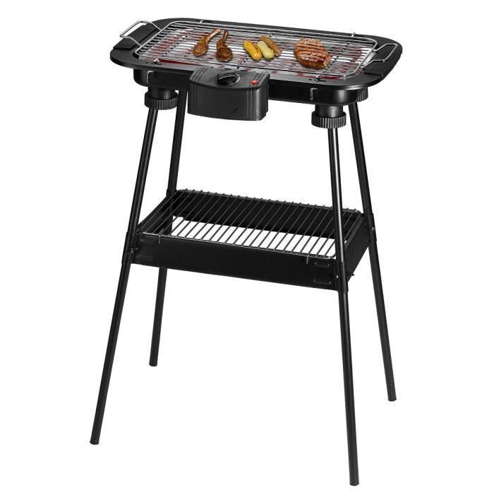 Grille viande barbecue electrique GRB 1002
