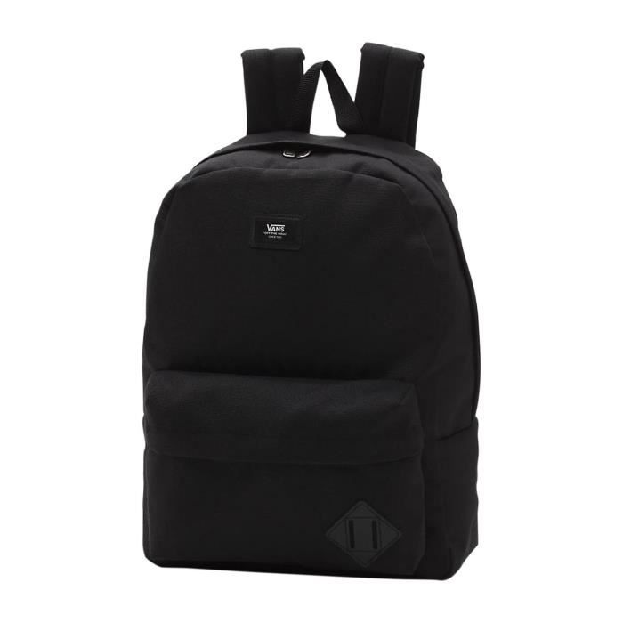 Sac A Dos Vans V0NIBLK Old Skool 2 Backp 047 Black aille unique Noir
