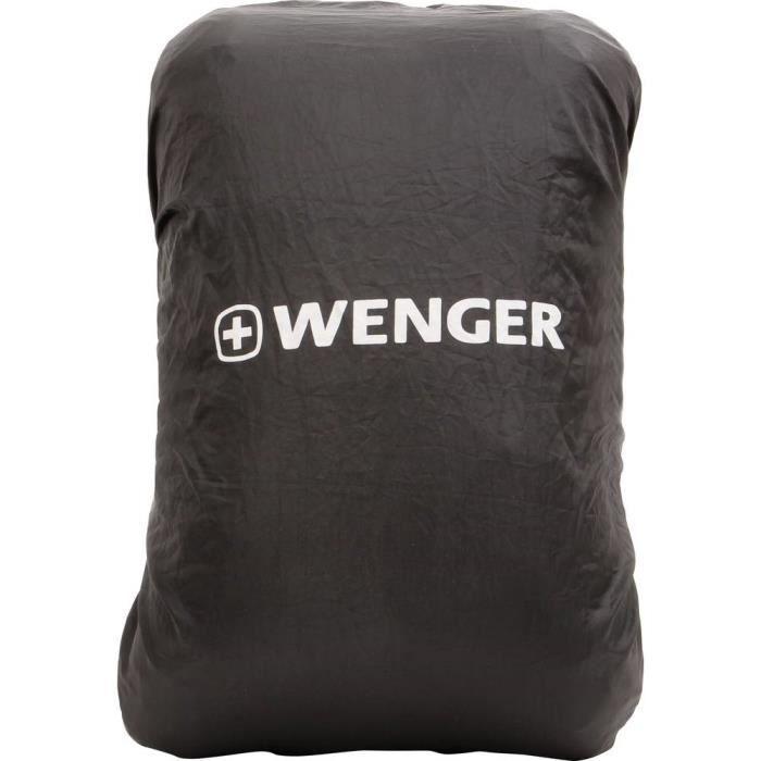 Sac à dos pour ordinateur portable Wenger Tidal Au maximum: 43,9 cm (17,3-) noir