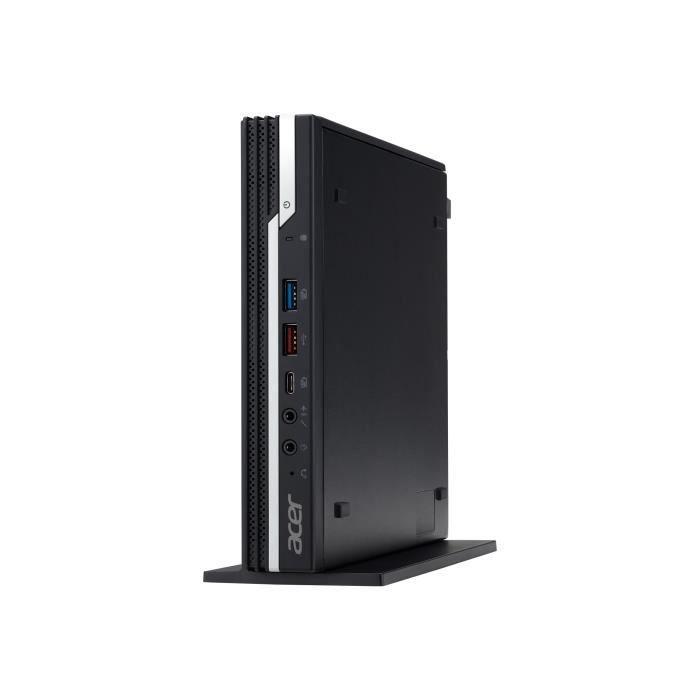 UNITÉ CENTRALE + ÉCRAN Acer Veriton VN4660G PC compact 1 x Core i3 8100 -