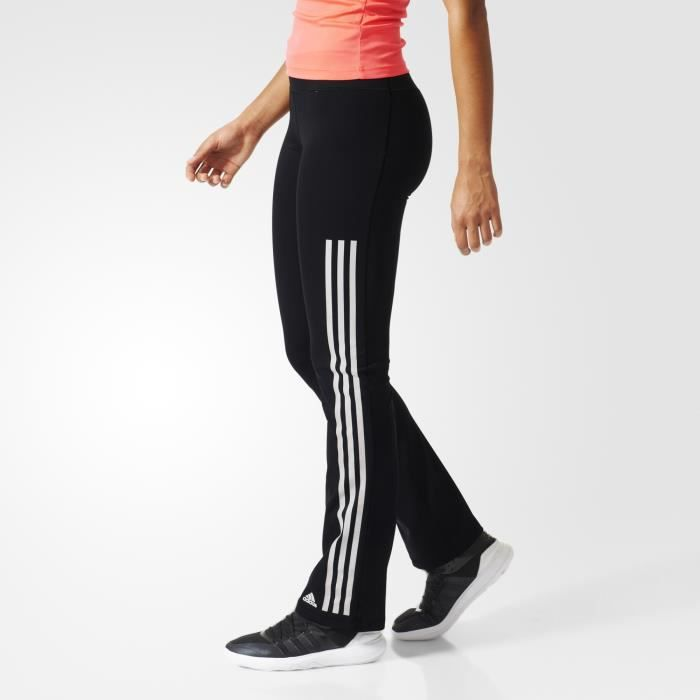 Pantalon femme adidas 3 bandes Workout ADIDAS Achat