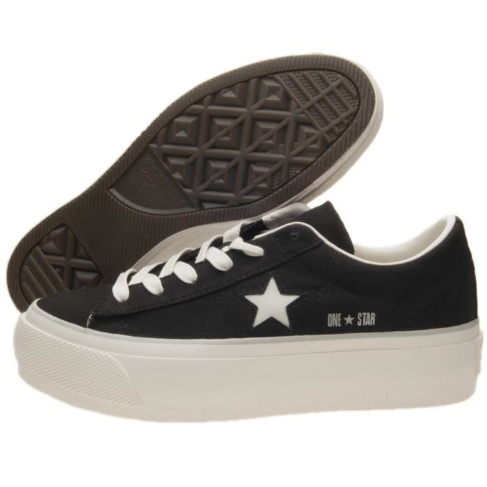 Ventes CONVERSE Beige Taupe Gris baskets all star ox f Femme